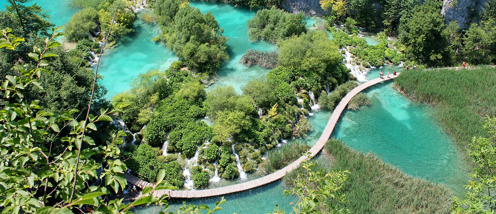Plitvice Lakes, a magical place!